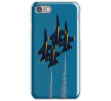 Blue Angels Diamond iPhone Case/Skin