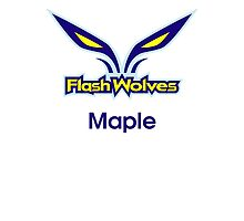 Flash Wolves - Maple by LeagueTee