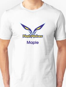 Flash Wolves - Maple T-Shirt