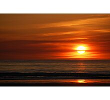 Banna Sunset Photographic Print