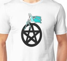 Faerie and Pentacle Unisex T-Shirt