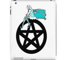 Faerie and Pentacle iPad Case/Skin