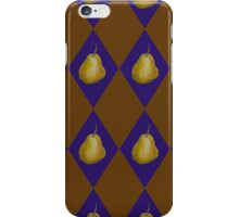 Imperial Pears iPhone Case/Skin