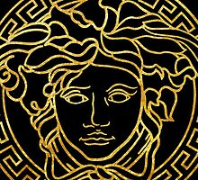 Versace - Medusa by arialite