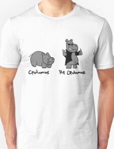 Hip Opotamus T-Shirt