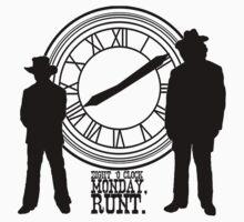 Eight o'clock, runt. by alessiapeg