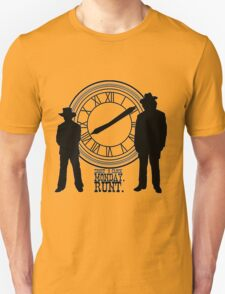 Eight o'clock, runt. T-Shirt