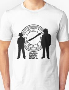 Eight o'clock, runt. T-Shirt