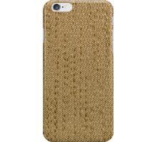 Golden mesh iPhone Case/Skin