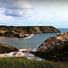 Three Cliffs, Swansea by Matt Ware
