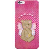 Fairy Bear Kiss Fantasy iPhone iPhone Case/Skin