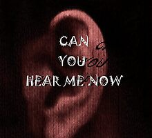 Can You Hear Me Now? ~ iPhone Case by Greta  McLaughlin
