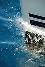 Bow Splash by Leon Heyns