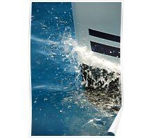 Bow Splash Poster