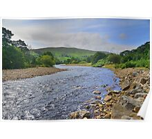 Yorkshire: The River Swale Poster