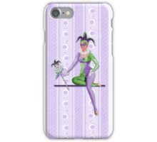 Lady Luck Jester iPhone Case/Skin