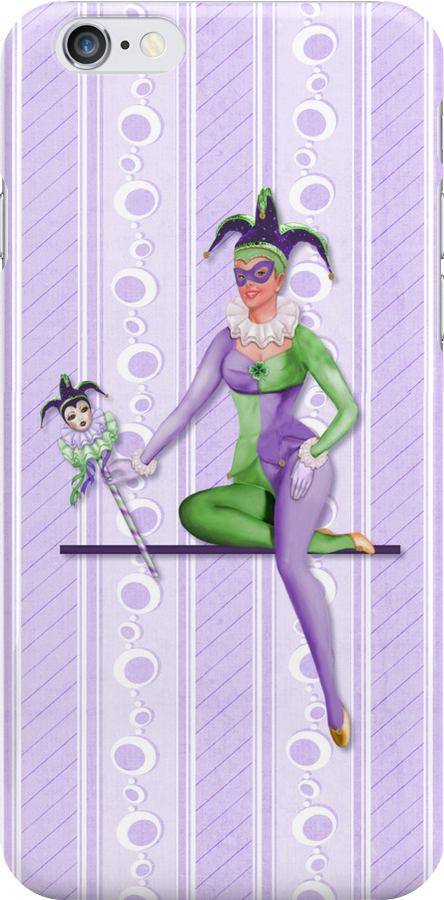 Lady Luck Jester by SpiceTree