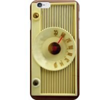 Vintage Radio iPhone Case/Skin