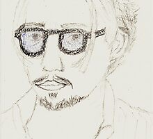 Johnny Depp by LeoHP