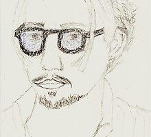 Johnny Depp by LeoHP