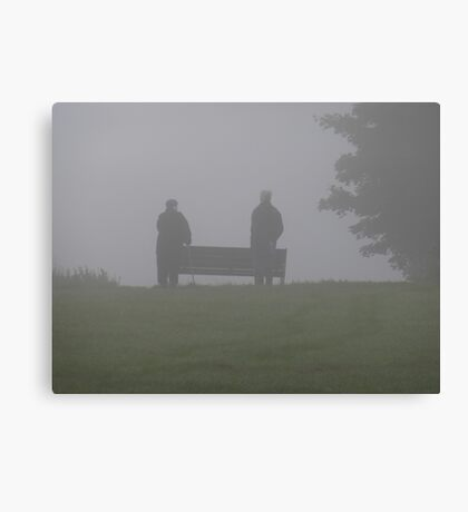 Where Are the Dogs? Canvas Print