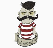 Wolfgang, Don't starve One Piece - Short Sleeve