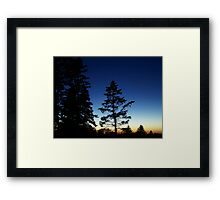 Star Light, Star Bright Framed Print