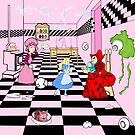Alice in the Pepper Cooks Kitchen by T. Victor