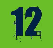 12th man by Sportswear