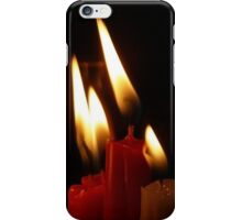 Candles iPhone case iPhone Case/Skin