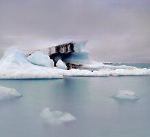 Glacial Lagoon by Tim Edmonds