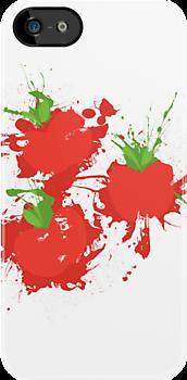 Applejack Splatter Mark (MLP:FiM) by pixel-pie-pro