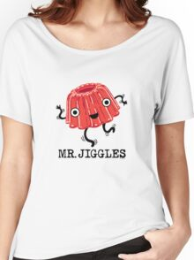 Mr Jiggles - Jello Women's Relaxed Fit T-Shirt