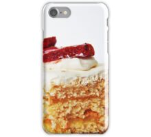 Strawberry Cream Cake iPhone Case iPhone Case/Skin