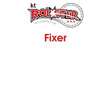 KT Rolster - Fixer by LeagueTee