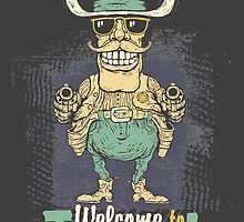 Welcome to Texas by viSion Design