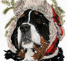 Ruff Winter by lianeweyers