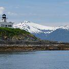 Lighthouse,  Alaska by creativegenious
