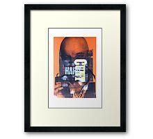 HardCunt Framed Print