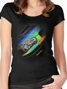 Subaru Impreza Women's Fitted Scoop T-Shirt