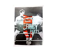 FancyPants Photographic Print