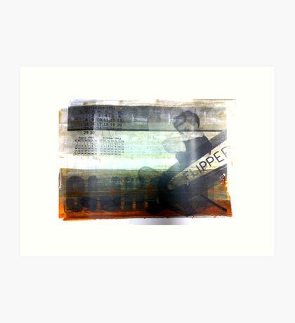 FlipsBaby Art Print