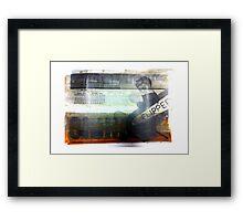 FlipsBaby Framed Print