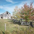 old Barn, Port Elgin Ontario, Canada by creativegenious