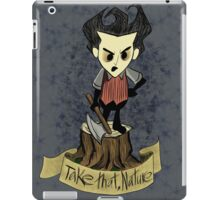 Wilson, Don't Starve iPad Case/Skin