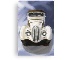 BMW 328 Canvas Print