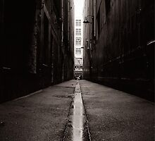 Laneway by Andrew Holford