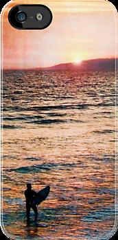 Venice Beach Boogie iPhone Case by Tammy Wetzel