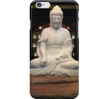 Epcot Buddha Statue iPhone Case/Skin