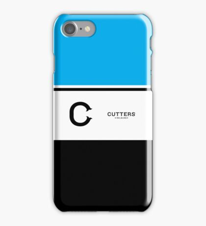 Cutters Melburn - Team Edition iPhone Case/Skin